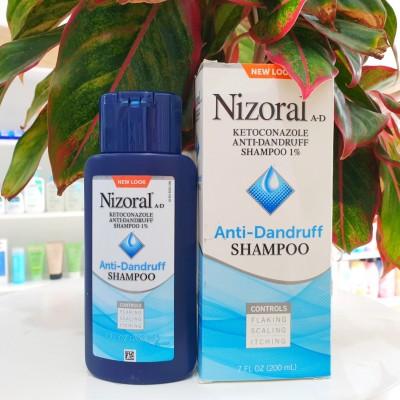 Dầu gội trị gàu Nizoral A-D anti-dandruff - Kuni Shop