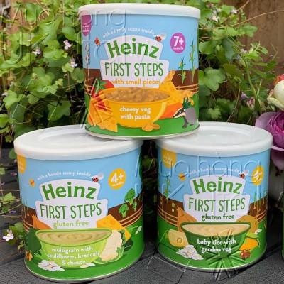 Bột ăn dặm cho bé Heinz