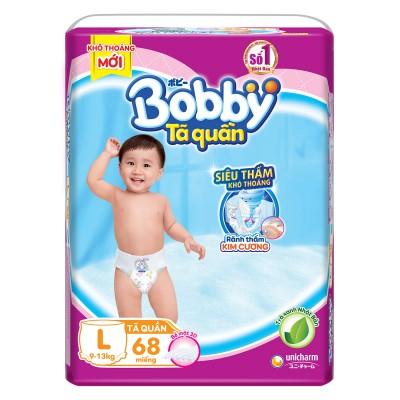 Bỉm - Tã quần cho bé Bobby Fresh