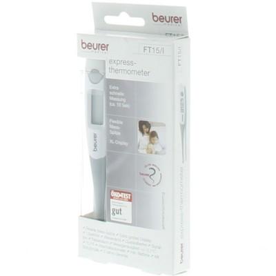 Buy Beurer Thermometer FT15 Online - Lulu Hypermarket KSA
