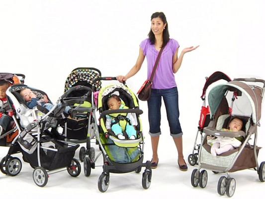 Kinh nghiệm vàng khi chọn mua xe đẩy em bé